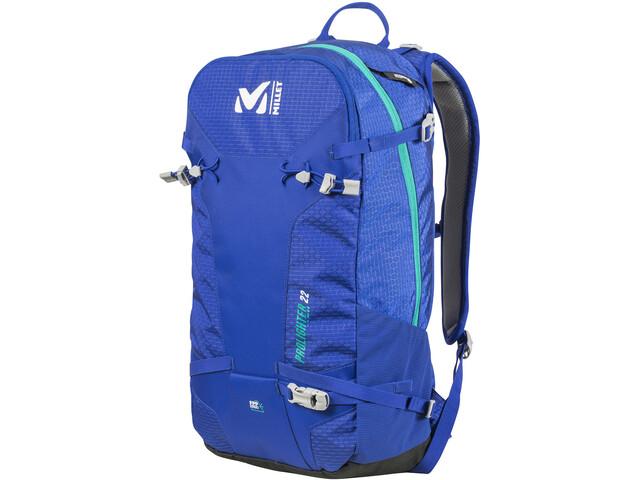Millet Prolighter 22 Backpack Unisex, purple blue